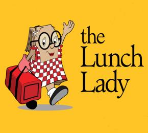 Lunch Lady Banner Promo Page Icon