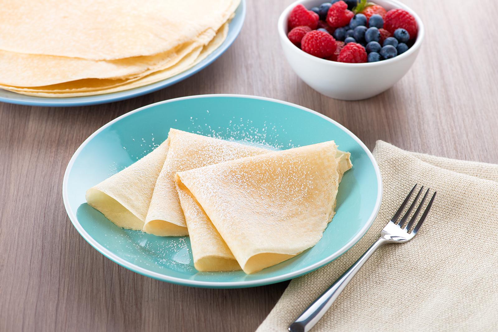 Basic Crêpes | Eggs.ca