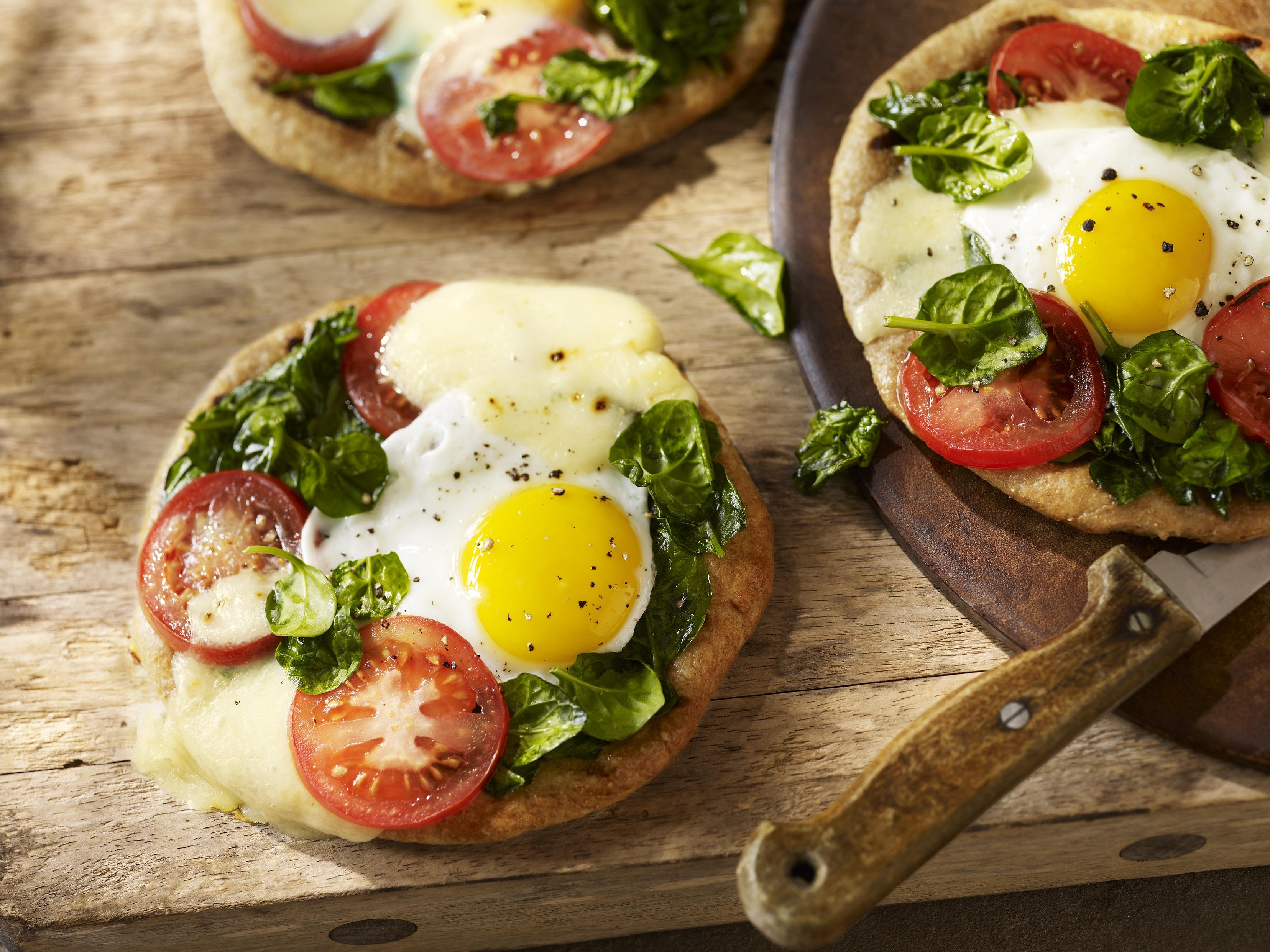 breakfast flatbread eggs ca
