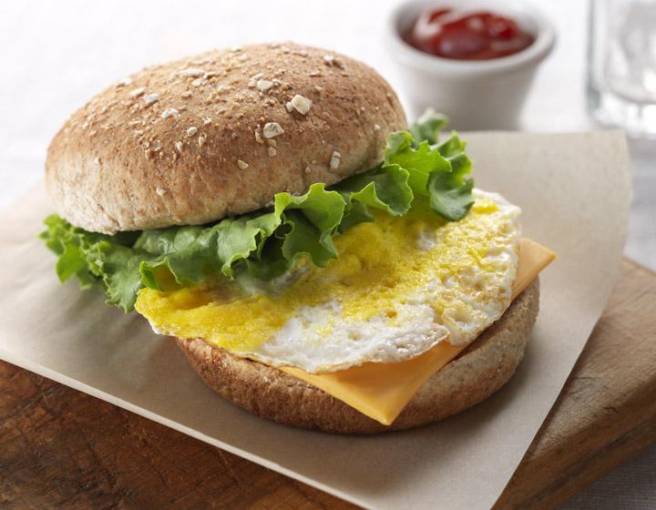 Egg Burger Recipe Get Cracking