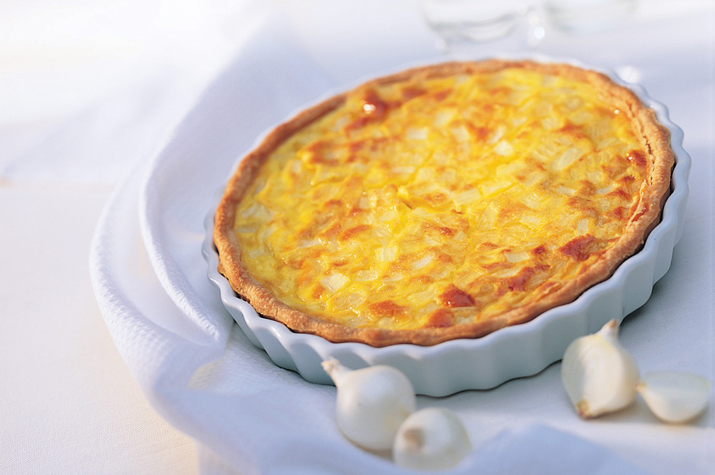 Spinach Amp Cottage Cheese Crustless Quiche Eggs Ca