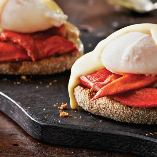 Recipes - Lobster Eggs Benedict » Eggs.ca